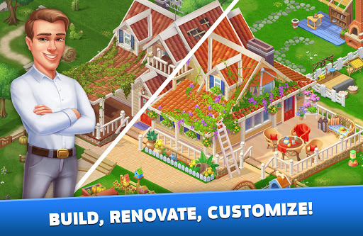 Solitaire: Texas Village 1.0.15 screenshots 3