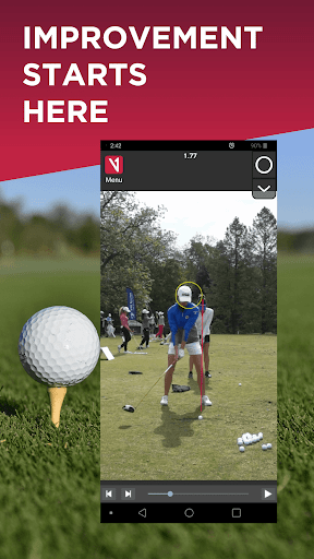 V1 Golf screenshots 1