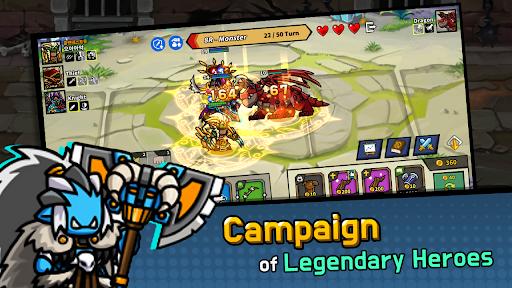 Endless Arena - Idle Strategy Battle 1.1.0 screenshots 4