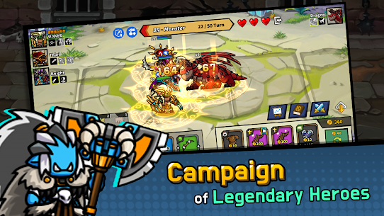Endless Arena Mod Apk- Idle Strategy Battle (Unlimited Gold) 4