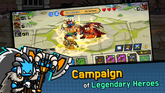 Mod Game Endless Arena - Idle Strategy Battle for Android
