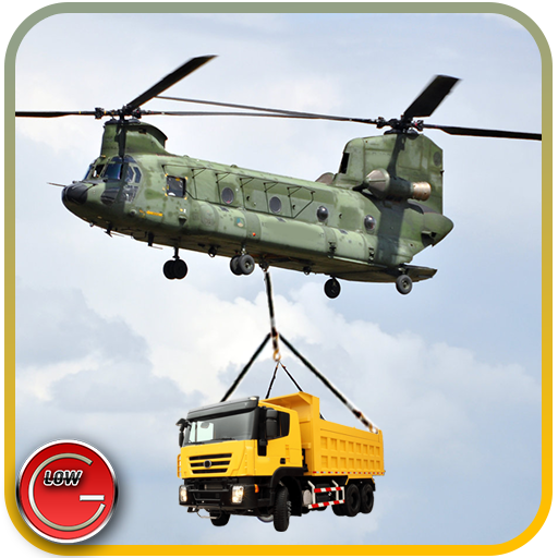 Army Helicopter Cargo Flight For PC Windows (7, 8, 10 and 10x) & Mac Computer