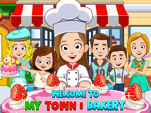 My Town : Bakery - Cooking & Baking Game for Kids 1.11 Screenshots 7