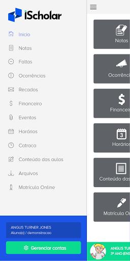 Agenda iScholar 0.5.2 screenshots 2
