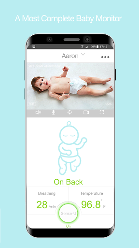 Sense-U Baby(Old)-Discontinued 1.0.9 Screenshots 1