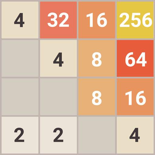 2048 Puzzle - Classic Number Game