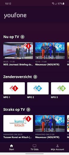 Youfone TV screenshots 1