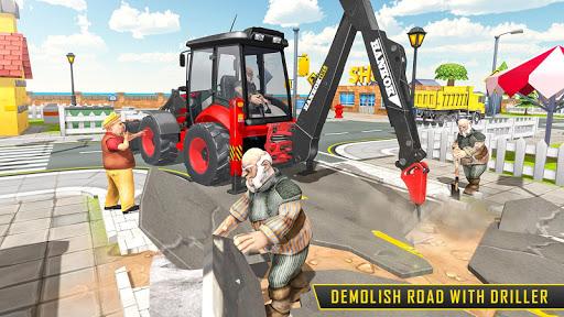 Heavy Excavator Sim 2021: Construction Simulator  screenshots 11