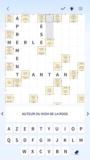 Figaro Jeux : mots croisu00e9s screenshots 3