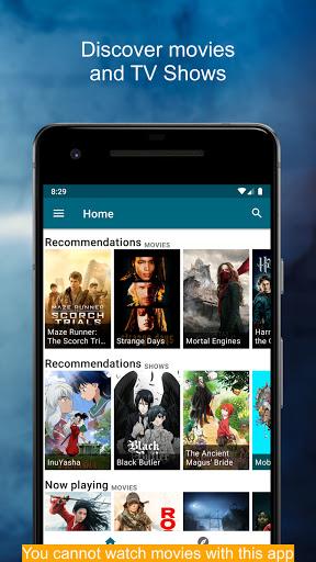 movie pal: your movie & tv show guide screenshot 1