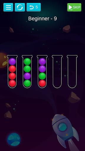 Ball Sort - Bubble Sort Puzzle Game 3.2 screenshots 3
