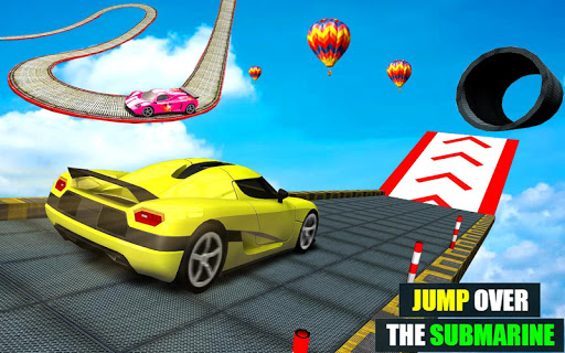 Stunt Car Racing Games Impossible Tracks Master 1.1 Screenshots 8
