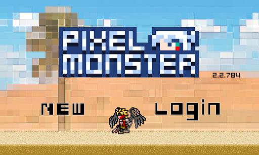 Pixel Monster - Royal 2.2.892 screenshots 1