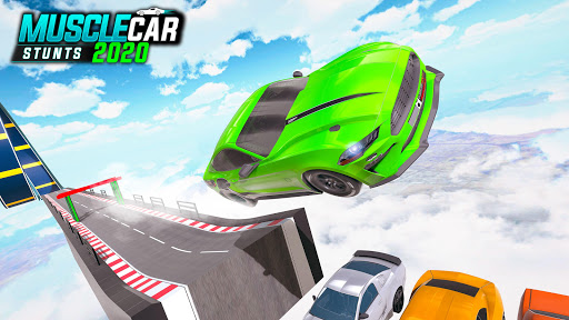 Muscle Car Stunts 2020: Mega Ramp Stunt Car Games 1.2.2 screenshots 7