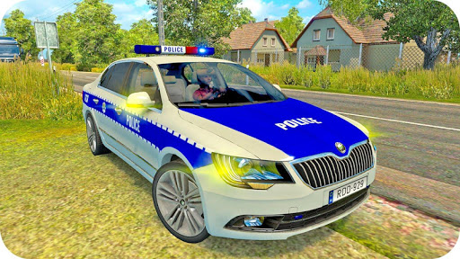 New Police Car Driving 2020 : Car Parking Games 3D  screenshots 16