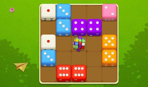 Greedy Dice - Dom Merge Puzzle Games  screenshots 16