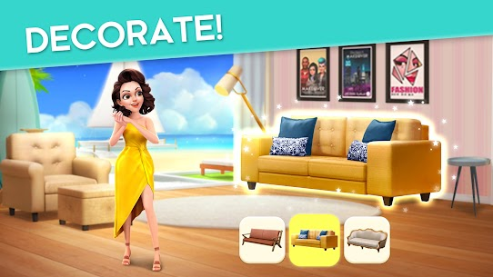 Project Makeover (Unlimited Coins&Gems) 6