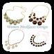 女性ネックレスデザイン - Androidアプリ