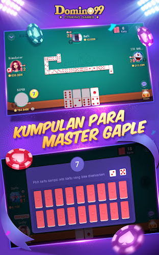 Download Domino Qiu Qiu Online:Domino 99(QQ) APK latest version - for  Android