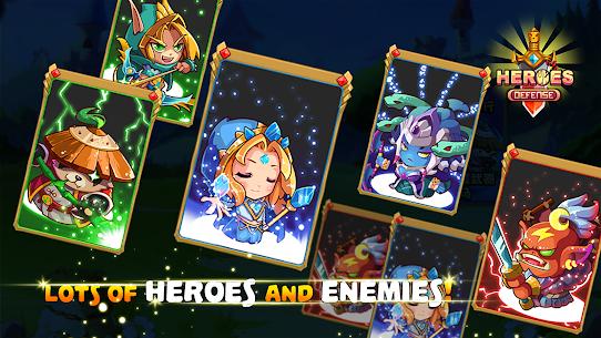Heroes Defender Fantasy – Epic Tower Defense Game 1.1 Apk 2