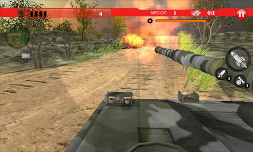 Real Tanks Missions Screenshot 1