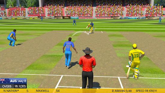 Real World Cricket 18: Cricket Games 2.1 Screenshots 5