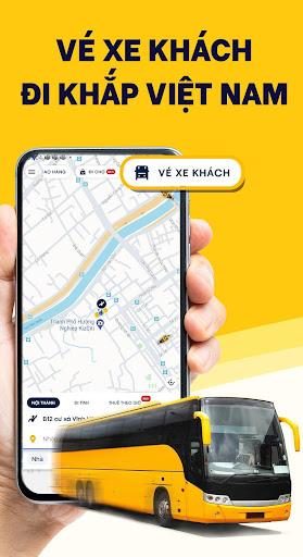 be - Vietnamese ride-hailing app 2.5.2 Screenshots 4