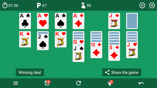 Solitaire: Free Classic Card Game  screenshots 11