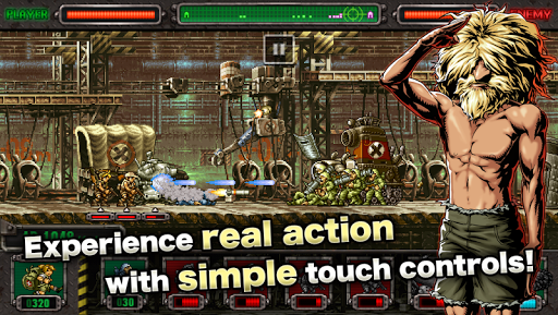 METAL SLUG DEFENSE  screenshots 2