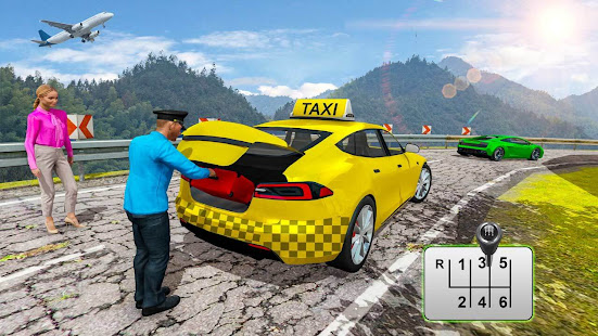 Crazy Taxi Driver: Taxi Game 3.3 Screenshots 6