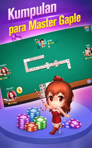 Poker Pulsa-Texas Poker Online (Free) apkdebit screenshots 4