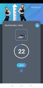 Height Increase Exercise - Free workout app