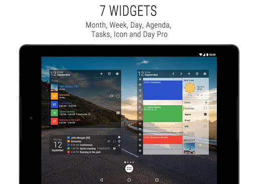 Business Calendar 2 - Agenda, Planner & Widgets 2.41.4 Screenshots 12