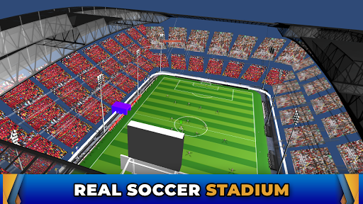 World Dream Football League 2020: Pro Soccer Games 1.4.1 screenshots 1