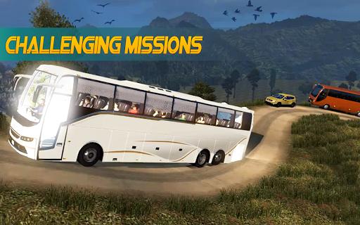 Bus Simulator : Bus Hill Driving game  screenshots 1