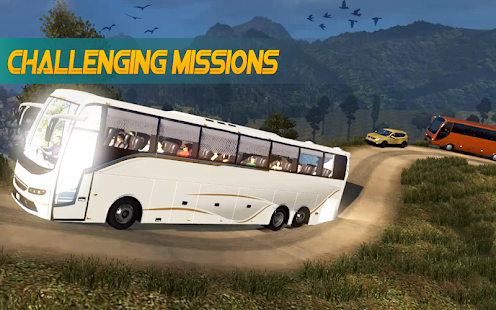 Bus Simulator : Bus Hill Driving game 1.3.9 screenshots 1
