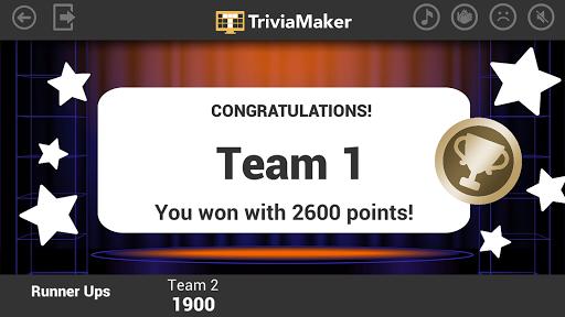 TriviaMaker - Quiz Creator, Game Show Trivia Maker 6.1.3 screenshots 8