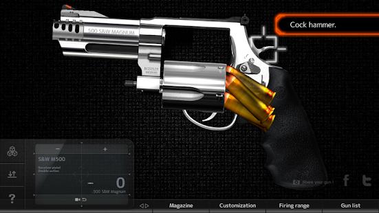 Magnum 3.0 Gun Custom Simulator Mod Apk