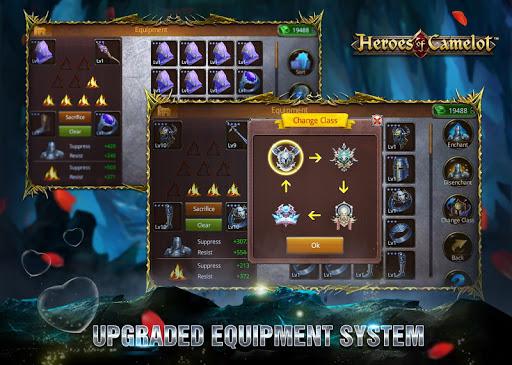 Heroes of Camelot 9.4.5 screenshots 22