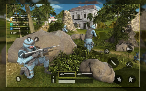 Pacific Jungle Assault Arena 1.2.0 screenshots 13