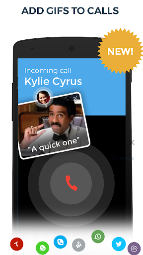 Contacts, Phone Dialer & Caller ID: drupe 3.4.7 Screenshots 2