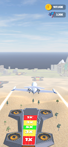 Sling Plane 3D (MOD, Unlimited Money) For Android 2