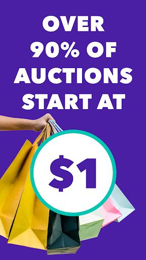 Tophatter: Fun Deals, Shopping Offers & Savings  screenshots 1