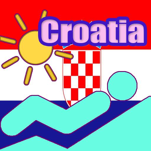 croatia tourist map offline screenshot 1