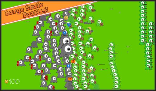 Alienum: The Alien War Battle Strategy Game - RTS screenshots 1