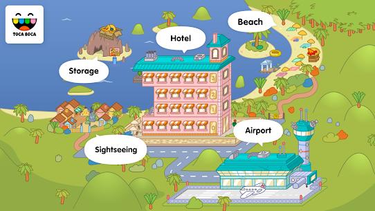 Toca Life Vacation v1.3-play [Paid] 5