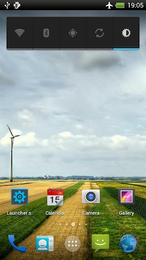 Holo Launcher for Froyo 3.1.2 Screenshots 1