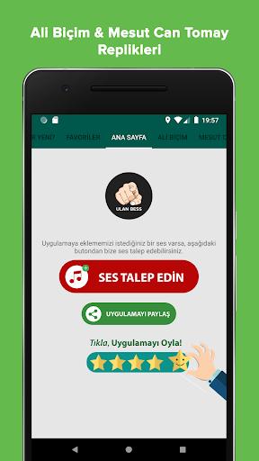 Ali Biu00e7im & Mesut Can Tomay Replikleri  screenshots 1