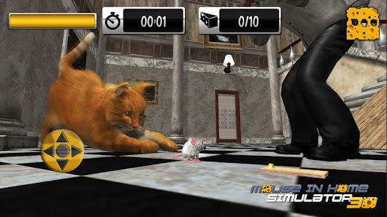 Mouse in Home Simulator 3D Mod Apk 2.9 (Unlimited Money, No Ads) 6