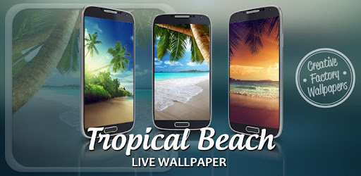 Tropical Beach Live Wallpaper Apps On Google Play